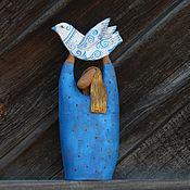 """Для дома и интерьера ручной работы. Ярмарка Мастеров - ручная работа Скульптура """"Следуй за мечтой!"""". Handmade."""
