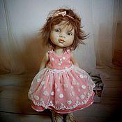 Куклы и игрушки ручной работы. Ярмарка Мастеров - ручная работа девочка Пиаф. Handmade.