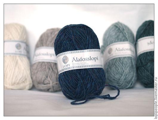 Вязание ручной работы. Ярмарка Мастеров - ручная работа. Купить Алафосс Лопи. Handmade. Исландия, шерсть 100%