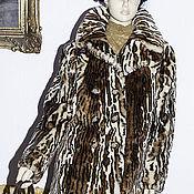 Одежда ручной работы. Ярмарка Мастеров - ручная работа Леопард цигейка   46 48-50 для дамы кошки. Handmade.