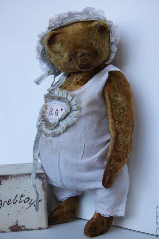 baby bear from Olga Orel. Ольга Орёл, Орёл Ольга,oreltoys, авторская ручная работа, медведь от Ольги Орёл, мишка тедди.