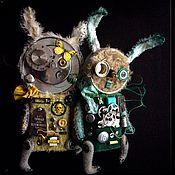 Куклы и игрушки ручной работы. Ярмарка Мастеров - ручная работа Только для переменного тока!. Handmade.