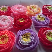 Косметика ручной работы handmade. Livemaster - original item Romantic English rose - delicate flower for beautiful women. Handmade.