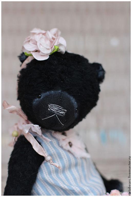 Мишки Тедди ручной работы. Ярмарка Мастеров - ручная работа. Купить Малышка). Handmade. Мишка, весна 2014, нежность, Праздник