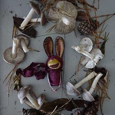 Куклы и игрушки ручной работы. Ярмарка Мастеров - ручная работа Crazy-MI- Bunny. Handmade.