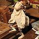 Коллекционные куклы ручной работы. Ярмарка Мастеров - ручная работа. Купить Эльза зайка текстильная подвижная. Handmade. Хаберская