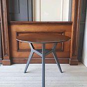 Столы ручной работы. Ярмарка Мастеров - ручная работа Круглый стол в скандинавском стиле. Handmade.