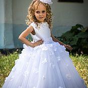 Работы для детей, ручной работы. Ярмарка Мастеров - ручная работа Платье для примера. Handmade.