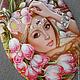Кулоны, подвески ручной работы. Заказать Королева Весна. Светлана Беловодова. Ярмарка Мастеров. Портрет по фото, масляные краски