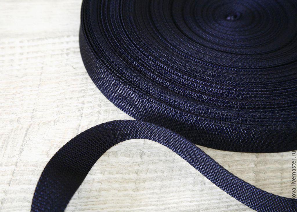 Шитье ручной работы. Ярмарка Мастеров - ручная работа. Купить Ременная лента, 25 мм. Handmade. Пэчворк, для сумок, для ручек