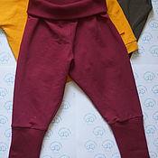 Брюки ручной работы. Ярмарка Мастеров - ручная работа Детские спортивные штаны. Handmade.