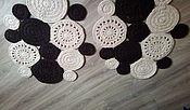 Ковры ручной работы. Ярмарка Мастеров - ручная работа Оригинальный прикроватный коврик ручной работы. Handmade.