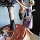 """Коллекционные куклы ручной работы. Авторская кукла """"Давай потанцуем!"""". Ангелина (куклы и мишки-тедди). Ярмарка Мастеров. Ребенок"""