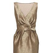 """Одежда handmade. Livemaster - original item Коктейльное платье """" Золото скифов"""". Handmade."""