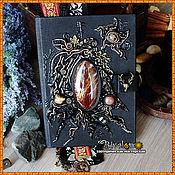 """Фен-шуй и эзотерика ручной работы. Ярмарка Мастеров - ручная работа Книга Теней """"Власть Огня"""", книга мага, для заклинаний. Handmade."""