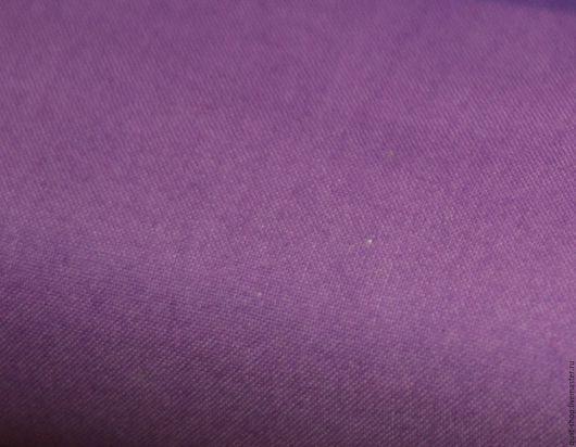 Шитье ручной работы. Ярмарка Мастеров - ручная работа. Купить Хлопок однотонный фиолетовый. Handmade. Хлопок 100%, хлопок