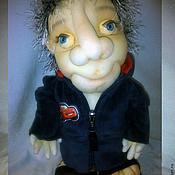 Куклы и игрушки ручной работы. Ярмарка Мастеров - ручная работа Тренер. Handmade.