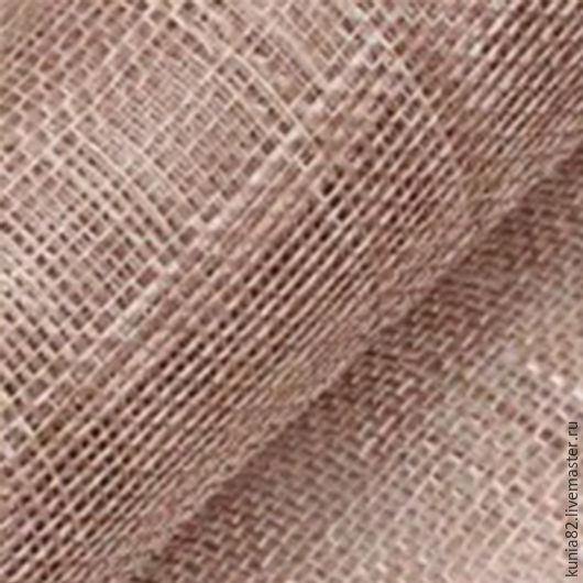 Синамей  для изготовления шляп цвет ЛАТТЕ полуфабрикат для изготовления шляп и головных уборов. Анна Андриенко. Ярмарка Мастеров.