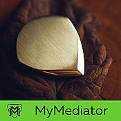 handmade. Livemaster - original item The mediator brass: Jazzmetal. Handmade.