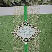 Свадебный салон ручной работы. Ярмарка Мастеров - ручная работа Книга для пожеланий. Handmade.