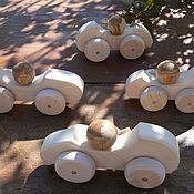 Куклы и игрушки ручной работы. Ярмарка Мастеров - ручная работа Формула-1. Handmade.