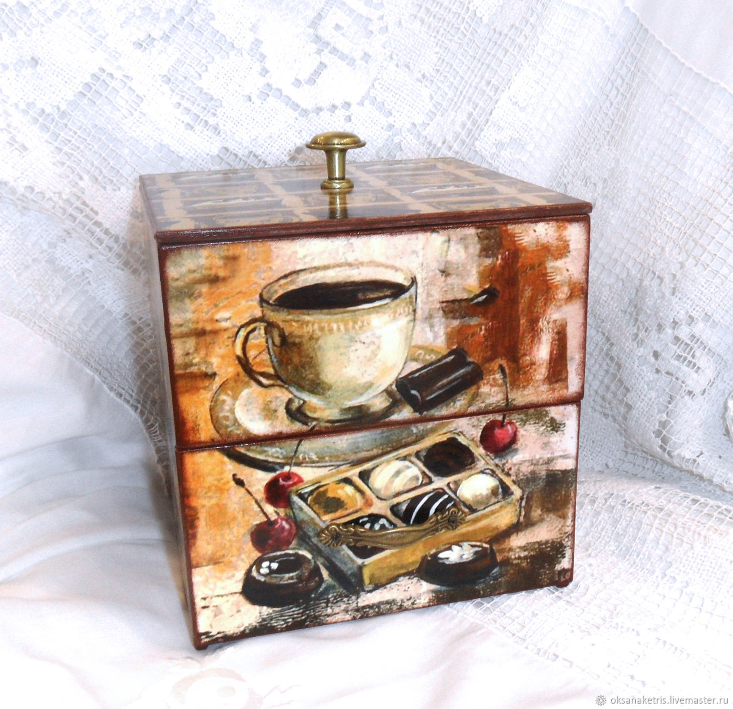 Chest of drawers tea, Coffee and chocolate, Houses, Novosibirsk, Фото №1