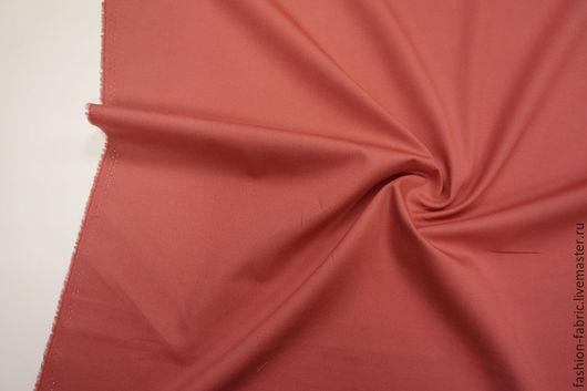 Шитье ручной работы. Ярмарка Мастеров - ручная работа. Купить Ткань Хлопок однотонный 22071504 Цена за метр. Handmade.