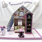 Кукольный домик-кроватка