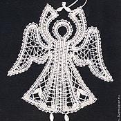 Сувениры и подарки handmade. Livemaster - original item Angel lace. Handmade.