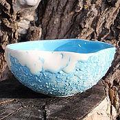 Посуда handmade. Livemaster - original item Ceramic bowl