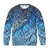 Одежда handmade. Livemaster - original item T-shirt for women designer print Blue bird. Handmade.