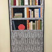 Для дома и интерьера handmade. Livemaster - original item panel bookcase. Handmade.