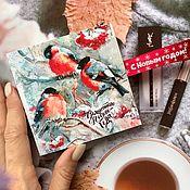 Сувениры и подарки handmade. Livemaster - original item Postcard