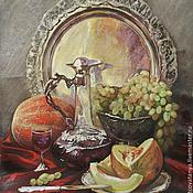 Картины и панно handmade. Livemaster - original item Sweet melon aroma. Handmade.