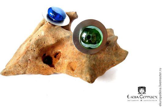 """Кольца ручной работы. Ярмарка Мастеров - ручная работа. Купить Кольца из серии """"Салхи"""". Handmade. Комбинированный, кольца, массивное украшение"""