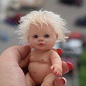 Куклы Reborn ручной работы. Ярмарка Мастеров - ручная работа Мини малышка Алинка. Handmade.