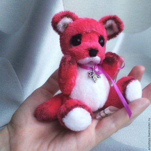 Мишки Тедди ручной работы. Ярмарка Мастеров - ручная работа. Купить Лисёнок. Handmade. Рыжий, рыжая лиса, лисенок игрушка