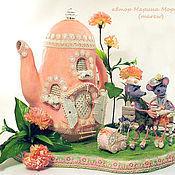 Для дома и интерьера ручной работы. Ярмарка Мастеров - ручная работа Розовое счастье. Handmade.