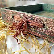 """Для дома и интерьера ручной работы. Ярмарка Мастеров - ручная работа Поднос """" Нежный букет"""". Handmade."""