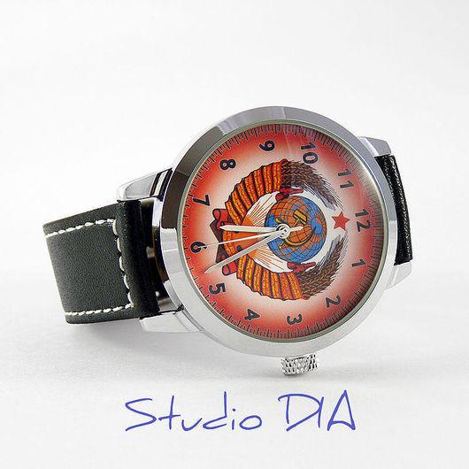 Часы. Наручные Часы. Оригинальные Дизайнерские Часы СССР. Студия Дизайнерских Часов DIA.