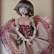Куклы и игрушки ручной работы. Ярмарка Мастеров - ручная работа Овечка-мулатка. Handmade.