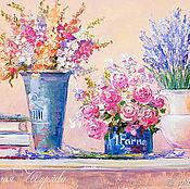 Картины и панно handmade. Livemaster - original item Painting in the style of Provence