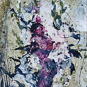 Картины и панно ручной работы. Ярмарка Мастеров - ручная работа Картина Застывшая музыка. Handmade.