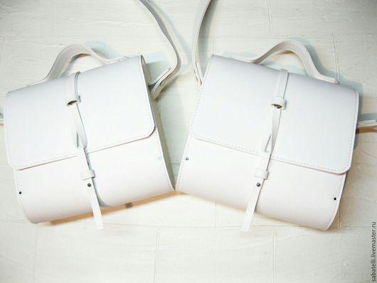 Женские сумки ручной работы. Ярмарка Мастеров - ручная работа. Купить Сумка. Handmade. Белый, сумка ручной работы, кожзаменитель