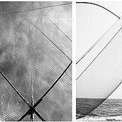 """Картины и панно ручной работы. Ярмарка Мастеров - ручная работа фото диптих """"линии"""". Handmade."""