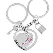 Сувениры и подарки handmade. Livemaster - original item Keychain doubles