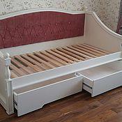 Для дома и интерьера ручной работы. Ярмарка Мастеров - ручная работа Детская кровать (004). Handmade.