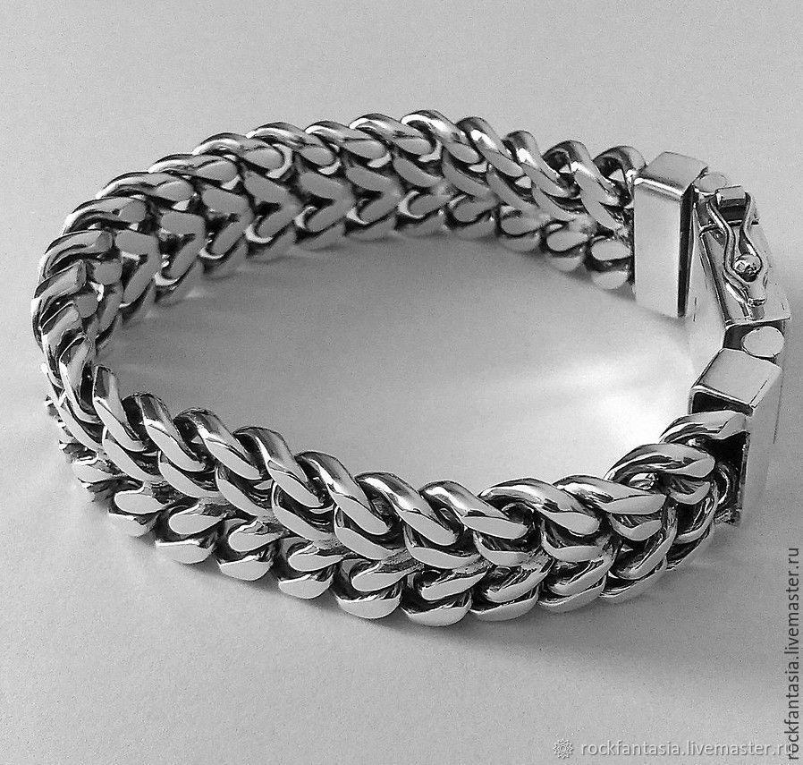 улыбчивая мужские серебряные браслеты спб фото обзавелся
