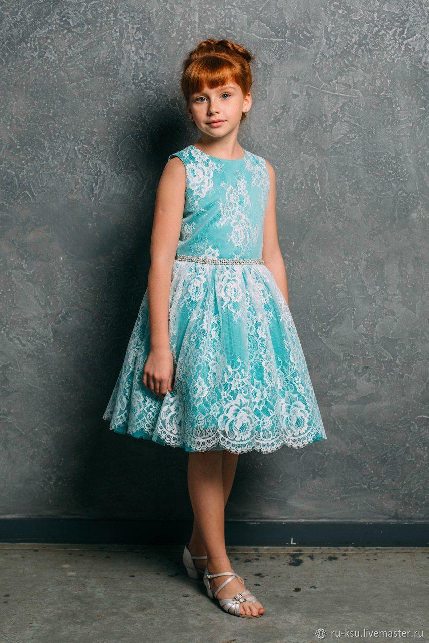 e674eec7124008f Купить Красивые детские · Одежда для девочек, ручной работы. Красивые детские  платья выпускной. 'Рюши Ксюши'