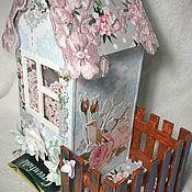 Кукольные домики ручной работы. Ярмарка Мастеров - ручная работа Чайный домик. Handmade.
